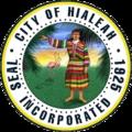 Seal of Hialeah, Florida.png