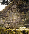 Seated Buddha Carved on the Rock at Bokji-ri in Bonghwa, Korea.jpg