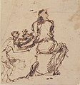 Seated Figure Receiving an Object Presented by a Smaller Figure MET 17.236.51.jpg