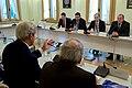 Secretary Kerry Makes Opening Comments to Georgian President Giorgi Margvelashvili at the Presidential Palace in Tbilisi (27512789233).jpg