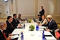 Secretary Kerry Meets With Libyan Prime Minister Fayez al-Sarraj (29818761326).jpg