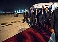 Secretary Kerry Walks With U.S. Ambassador Bush and Moroccan Minister of the Interior M. Hassad (30976594646).jpg