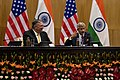 Secretary Pompeo Participates in a Joint Press Availability With Indian Foreign Minister Jaishankar (48131664526).jpg