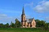 Fil:Seglora nya kyrka från söder.JPG