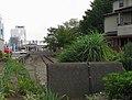 Seibu Hanno Station buffer stop 20101007.JPG