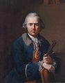 Self portrait by Johann Heinrich Tischbein d Ä (Haina 1722-1789 Kassel).jpg