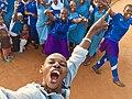 Selfie with Kilindi girls students.jpg