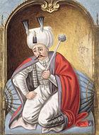 I. Selimin John Young tarafından yapılmış bir portresi