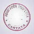 Sello Fundacional del PSOE de Cartaya.jpg