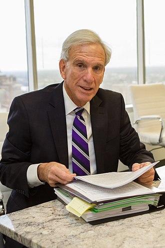 Dick Saslaw - Image: Sen. Saslaw 2018