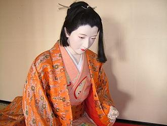 Hime - Sen-hime (千姫), the eldest daughter of Tokugawa Hidetada