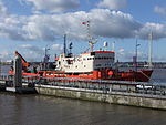Sentinel at Liverpool Cruise Terminal - 2012-08-31 (14).JPG