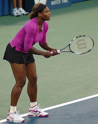 2009 WTA Tour - Serena Williams ended 2009 as world no. 1