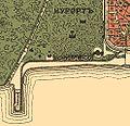 Sestrorezk Miller pier map.jpg