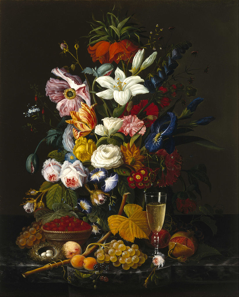 Floriography the language of flowers in the victorian era severin roesen victorian bouquet izmirmasajfo