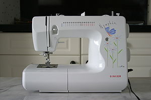 Sewing machine singer nymphéa 3815A