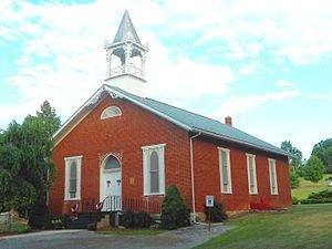 Shade Gap, Pennsylvania - Shade Gap Presbyterian Church