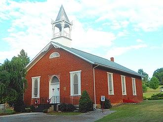 Shade Gap, Pennsylvania - Shade Gap Presbyterian Church