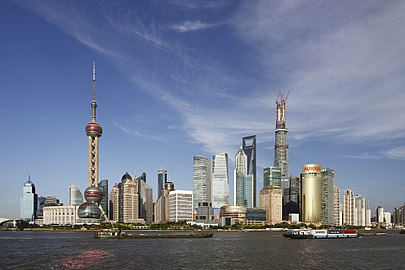 Shanghai - Pudong - Lujiazui