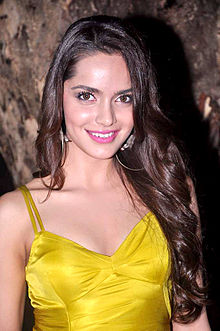 Shazahn Padamsee at Nokia APP party 11.jpg