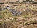 Sheepfold beside the Afon Aman - geograph.org.uk - 1125850.jpg