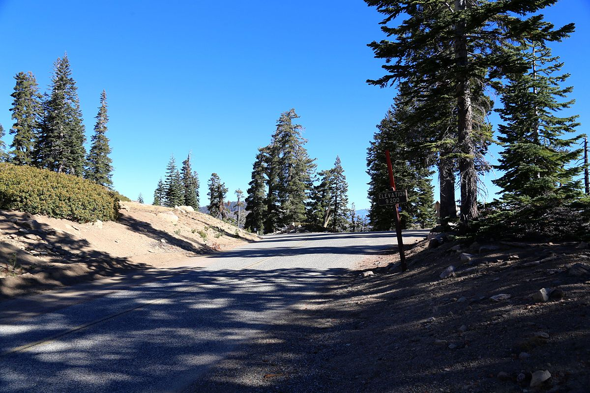 Sequoia National Forest - Wikipedia
