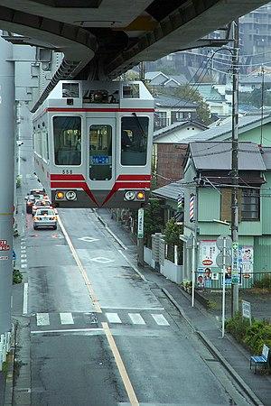 SAFEGE - The Shonan Monorail in Japan