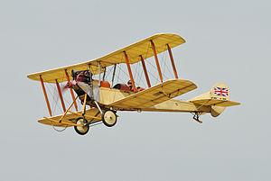 Senussi Campaign - Image: Shoreham Airshow 2013 (9697770161)