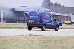 Shot 3 5 - Peregrine Falcon - RAF Mildenhall October 2009 (4027246890).jpg