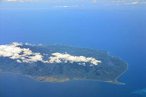 Insel Sibuyan in der Sibuyansee