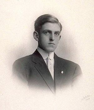 Sidney Howard - Sidney Howard, 1909