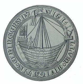 Hanseatic flags