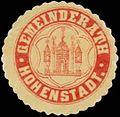 Siegelmarke Gemeinderath Hohenstadt W0334437.jpg