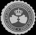 Siegelmarke Kabinet I.K.H. der Grossherzogin Luise von Baden W0350205.jpg