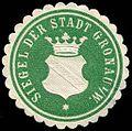 Siegelmarke Siegel der Stadt Gronau in Westfalen W0227121.jpg
