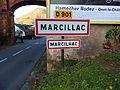 Signalisation Marcillac - Marcilhac.JPG