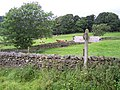 Signpost for Bryan House Farm - geograph.org.uk - 934579.jpg