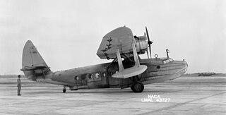 Sikorsky S-43 1930s 18-25 passenger twin engine amphibious aircraft