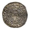 Silvermynt tvåöring, 1611 - Skoklosters slott - 108676.tif