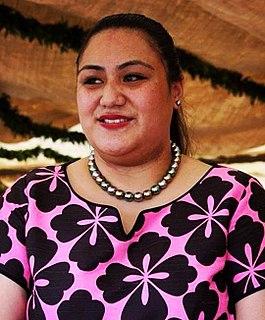 Sinaitakala Fakafanua Crown Princess of Tonga