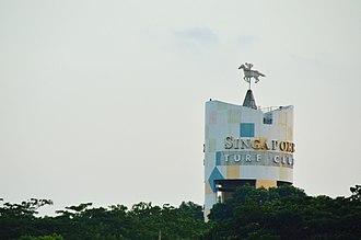 Sungei Kadut - Image: Singapore Turf Club, 2015