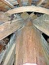 sint willebrordus molen standerd met onderkant zetel bakel