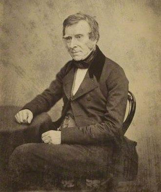 Sir Benjamin Collins Brodie, 1st Baronet - Sir Benjamin Collins Brodie, 1st Baronet