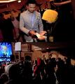 Siti Nurhaliza - Siti Nurhaliza Komen Desas-Desus Kehamilan (Admission & Standing Audience Snapshots).png
