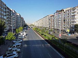 Sivas Avenue Kayseri