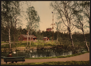Open-air museum - Image: Skansen, Stockholm, Sweden WDL2622