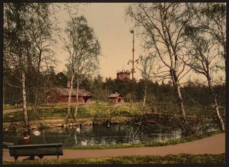 Open-air museum - Image: Skansen, Stockholm, Sweden WDL2622