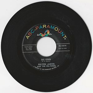 Felton Jarvis - Ski King / Be-I-Bye etc.(1964)