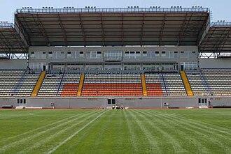 FC Metalurh Zaporizhya - Slavutych Arena