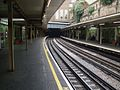 Sloane Square stn look west.JPG